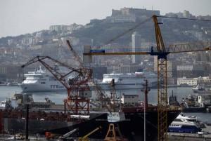 Il declino della marineria italiana. A terra 1500 diplomati, a bordo sempre più extracomunitari